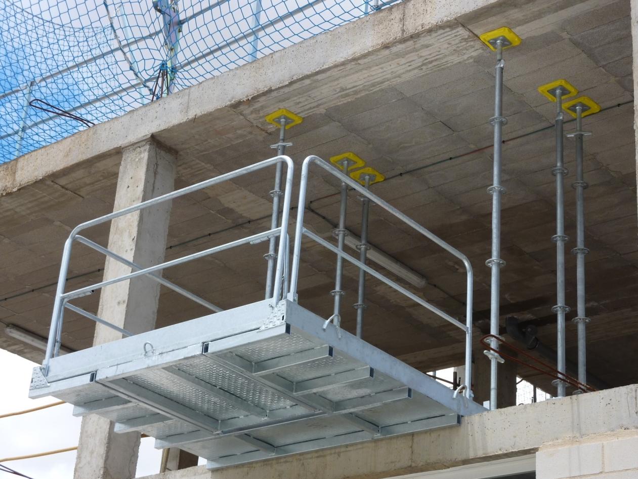 Boscaro Construction Equipment Safety Equipments